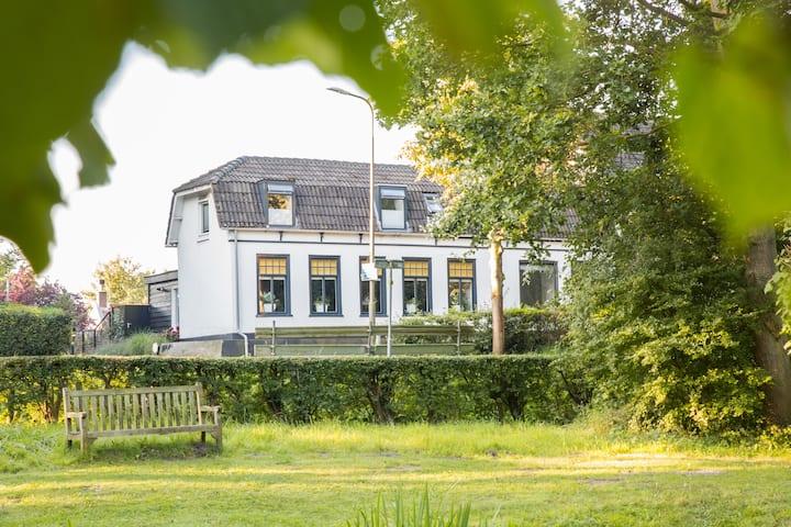 Ferienhaus /Bed und Breakfast Ons Dijkhuisje