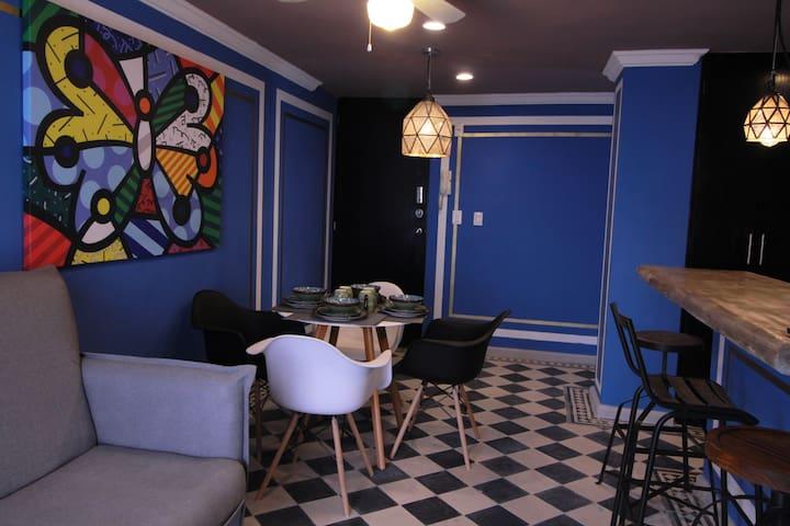 Nice apartment 3 blocks from reform 222, 2 bedroom
