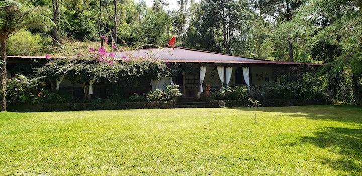 La Casa Del Bosque,  un lugar espectacular
