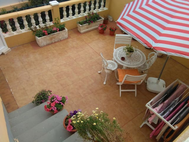 Apartment - 2 km from the beach - Breña Baja - Daire