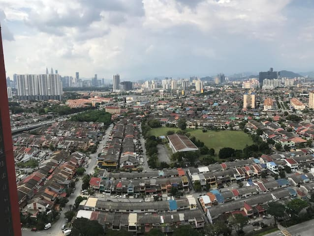 AMPANG AXIS CONDO - KLCC VIEW & EXCLUSIVE