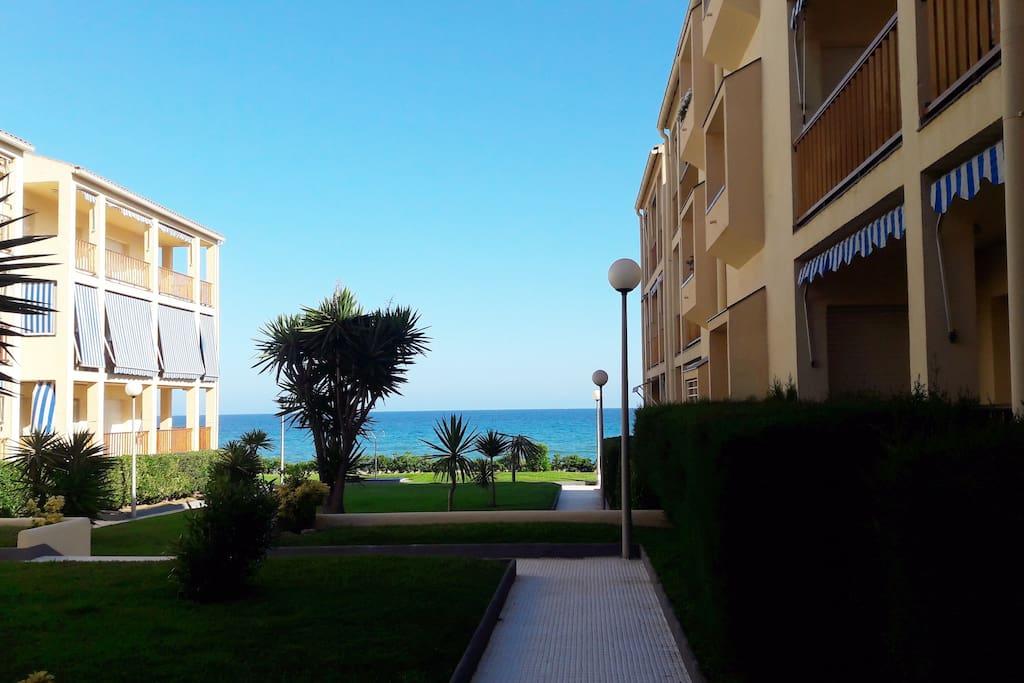 De Casa, al Jardin, al la Playa y al Mar... / Aus dem Haus in den Garten an den Strand und ins Meer...