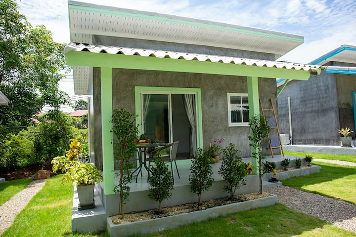 New! one bedroom Bungalow No.1