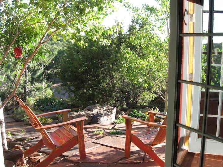 The Aspen Suite at The Artist's Hacienda