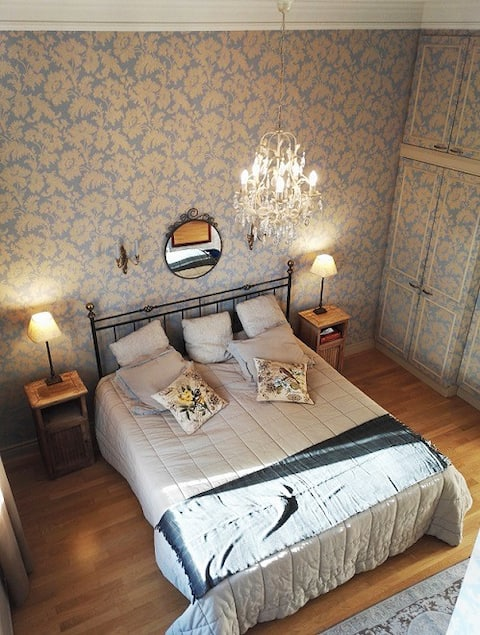 Romantic one room apartment in the middle of Turku