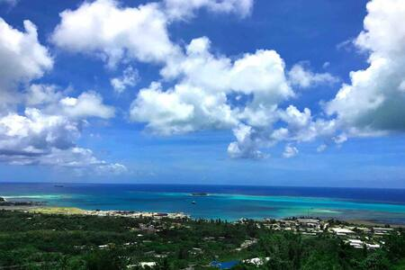 Views of Managaha Island Condo unit 401