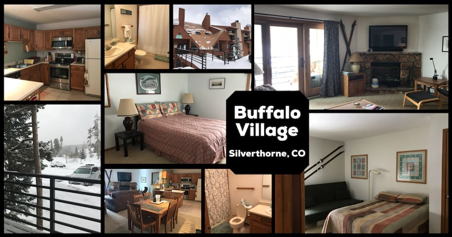 Buffalo Village 2 bedroom/2 bath