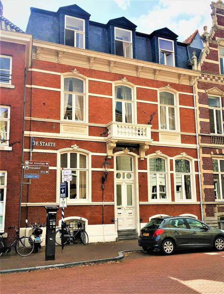 Sfeervolle Stadssuite in hartje Roermond