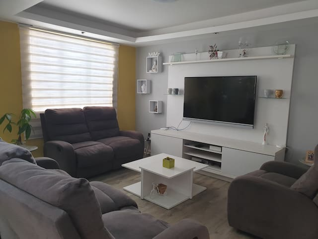 Appartement Moderne & Cosy sur Curepipe