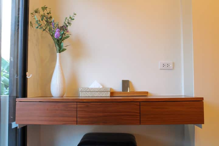 Deluxe Suite 2 BR. in Chiang Mai old city