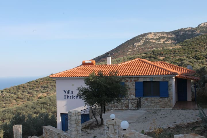 New House with fantastic ocean view - Xiropigado - Villa