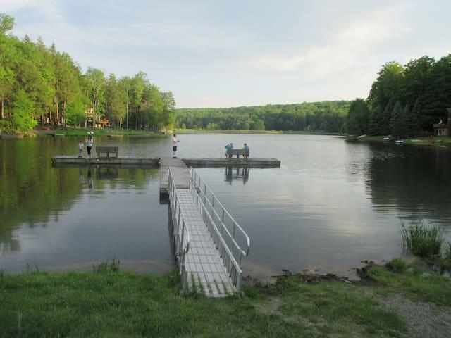 Lake Wallenpaupack Getaway