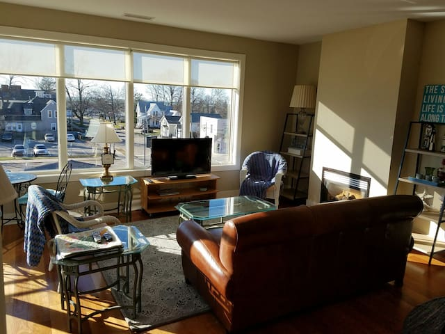 Heavenly South Haven In-Town Condo - South Haven - Pis
