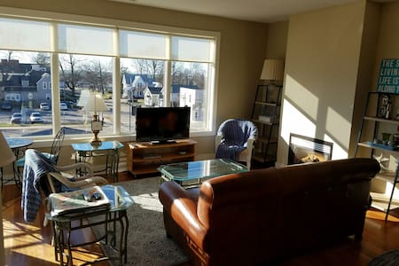 Heavenly South Haven In-Town Condo - South Haven - Apartment
