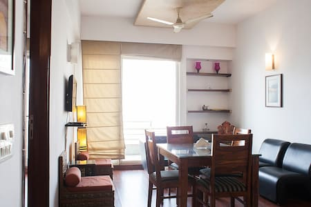 Serviced 2BHK Suite - Gurgaon