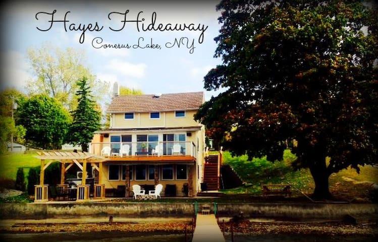 "Hayes Hideaway, ""The PERFECT Lakeside Getaway"""