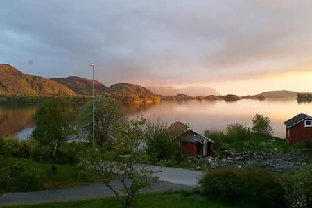 Nedre Saunes, Ulsteinvik