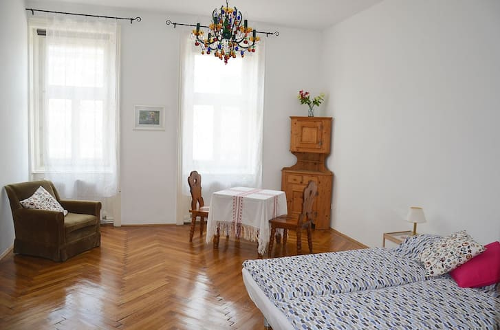 Beautiful, centrally located apartment - 42m²