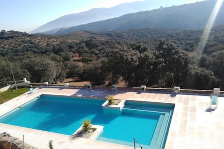 Guest house with swimming pool 14x6 - Loja - Bed & Breakfast