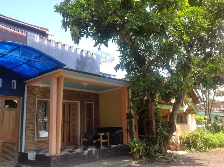 Umi's Private Space in Jenggawah Jember Jawa Timur