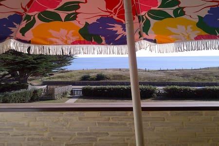 Appartement avec terrasse face mer - Damgan - Appartement