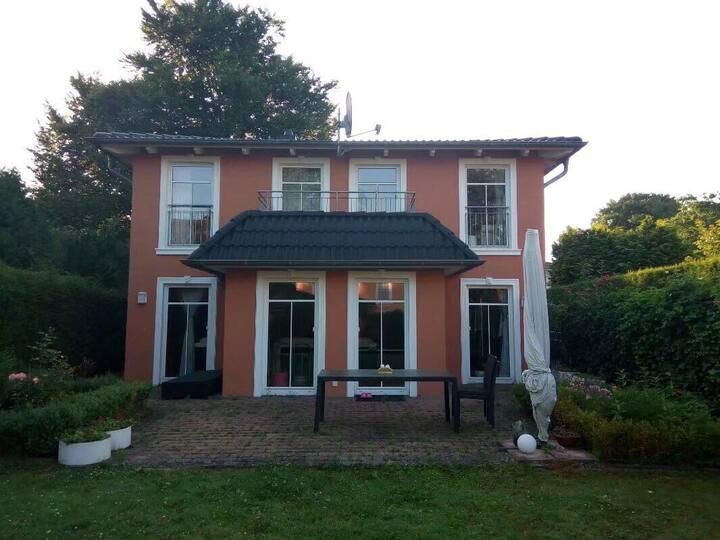 Guestroom in kleiner Villa in Sasel