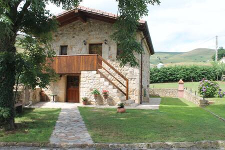 Casa de campo - Villacarriedo - Kulübe