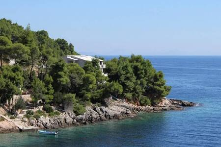One bedroom apartment near beach Uvala Torac, Hvar (A-575-d) - Gdinj - Huoneisto