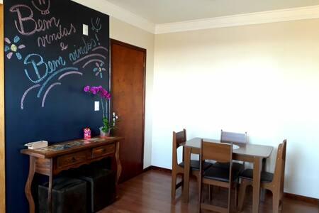 Apartamento da Sil