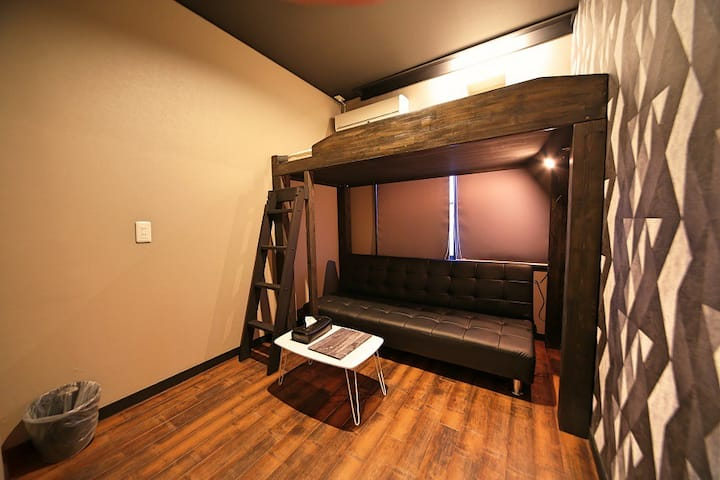 Twin Room (Bunk Bed)