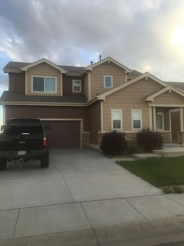 Two rooms in n/e Fort Collins - Fort Collins - Casa