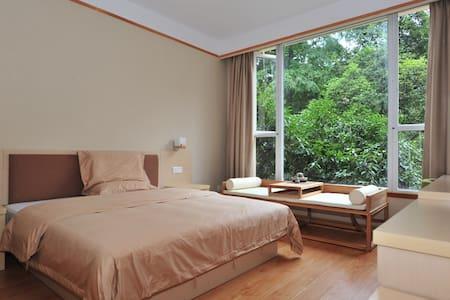 山景大床房 - Leshan - Bed & Breakfast