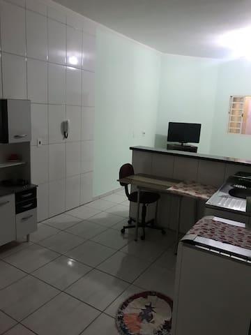 Casa Barretos simples