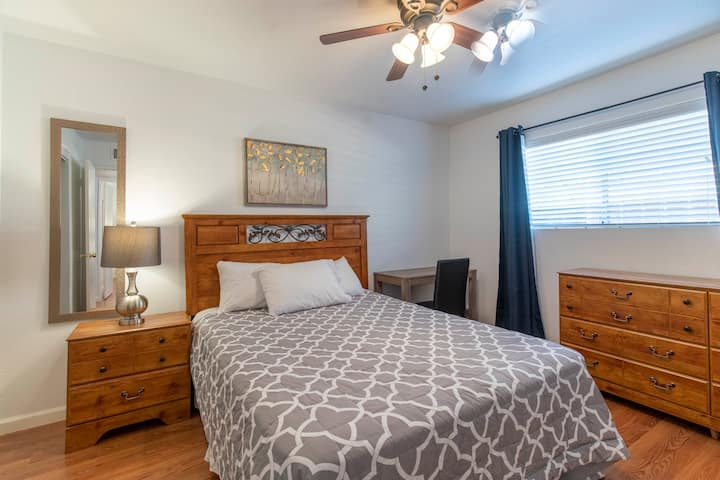 Traveller RN: Furnished & Clean Private Room -P3R3