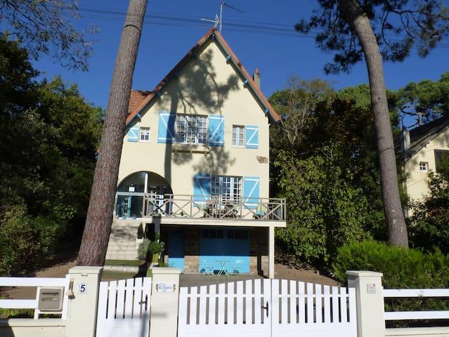 Chambre hôte rdc villa bord de mer - Saint-Brevin-les-Pins - Villa
