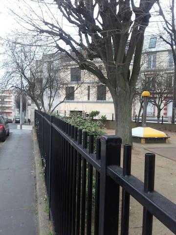 charmant studio 200 metres de paris - Le Kremlin-Bicêtre