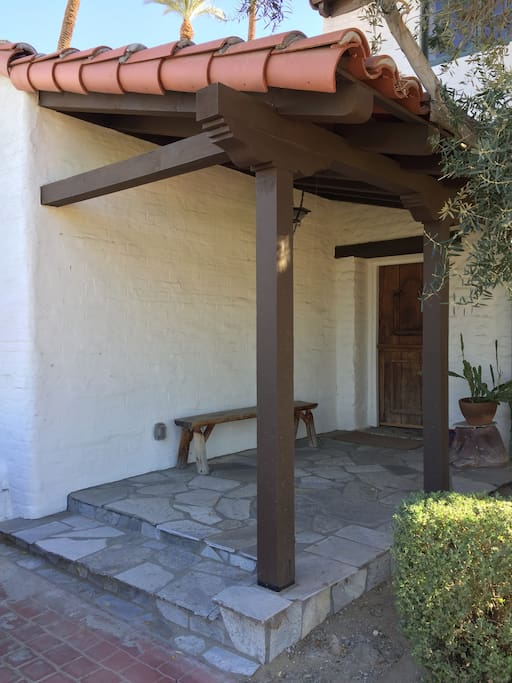 Front Entry porch