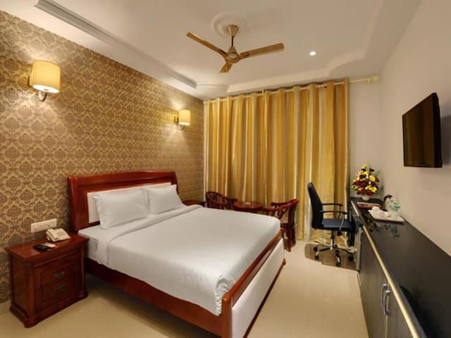 Elegant Rooms @ Rameswaram