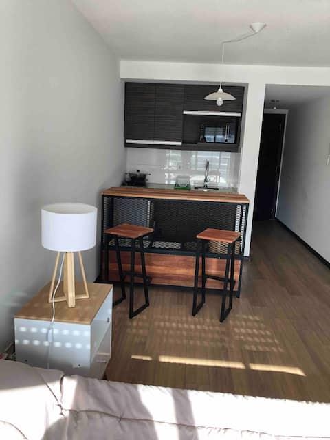 Hermoso apartamento a dos cuadras de la playa.