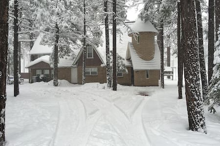 Amazing 6 Bedroom Cabin in Pinetop! - Navajo County