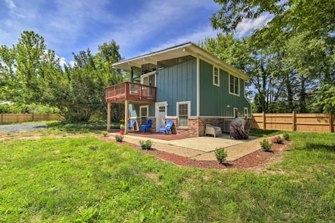 NEW! Secluded Mountain House in Harpers Ferry!