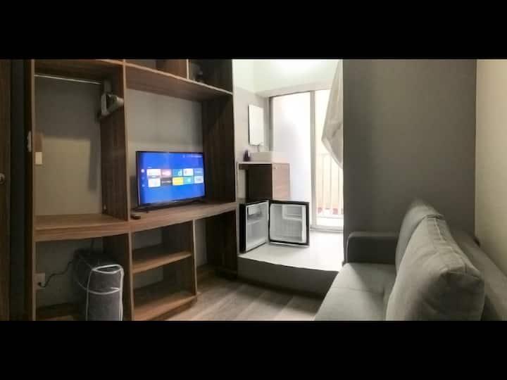 Small Tokio style loft in Polanco - 1BD, 1BA