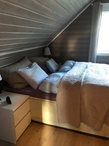 Romslig og koselig leilighet i Østfold