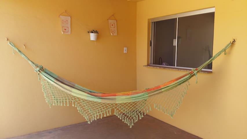 Casa tranquila para o Carnaval - 10 pessoas - Santa Rita do Sapucaí