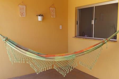 Casa aconchegante e tranquila - Santa Rita do Sapucaí