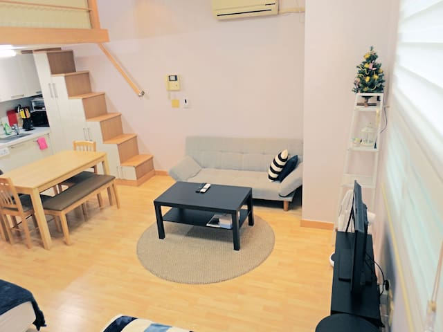 #D2#The best Loft for family/group - Yeongdeungpo-gu - Appartement