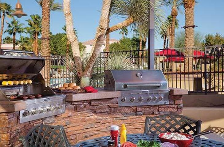 Marriott Desert Springs Villas 2 for CoachellaFest