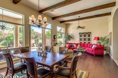 Upscale living indoors and out - Fountain Hills