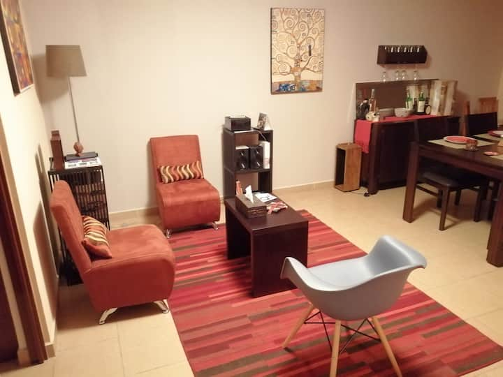 Apartment México City Center, unbeatable location