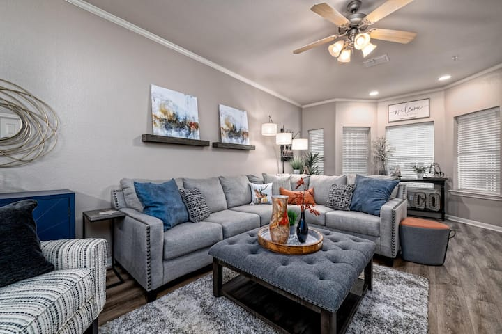 Urban Charm Condo Located Downtown Waco